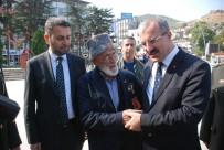 ÖMER TORAMAN - Tokat'ta Gaziler Günü