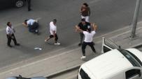 TİCARİ ARAÇ - Trafik Magandalarının Kavgası