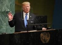 KÖTÜLÜK - Trump'tan Türkiye'ye Teşekkür