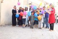 SÜLEYMANIYE - Türk Ve Suriyeli Çocuklar Sokak Oyunlarında Bir Araya Geldi
