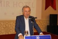 REKABET KURUMU - TURSAB Başkanı Ulusoy, Yeniden Aday