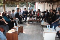EMNİYET TEŞKİLATI - Vali Demirtaş'tan Şehit Ve Gazi Derneklerine Ziyaret