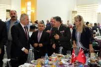 MUHAMMET GÜVEN - Vali Süleyman Kamçı Gazilerle Bir Araya Geldi