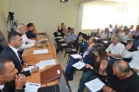 BELEDİYE MECLİSİ - Yeşilyurt Belediye Meclisi Eylül Ayı Toplantısını Yaptı