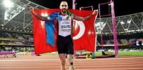 ALTIN MADALYA - 'Yılın Atleti' Ödülüne Aday Gösterildi