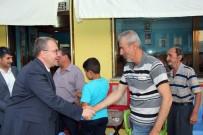 RÜSTEM PAŞA - AK Parti Bilecik Milletvekili Eldemir Vatandaşlarla Bayramlaştı