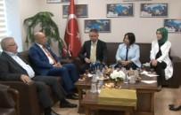 DIŞ POLİTİKA - AK Parti'den MHP'ye Bayram Ziyareti