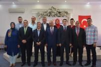 PARTİ ÜYESİ - AK Parti Sinop İl Başkanlığı Bayramlaşma Merasimi