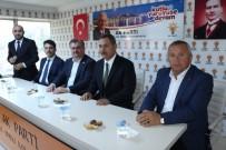 ADALET VE KALKıNMA PARTISI - AK Partililer Bayramlaştı