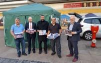 DUISBURG - Arakan'daki İnsanlık Dramına Dikkat Çekmek İçin Almanya'da Çadır Kuruldu