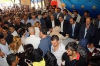 MAHMUT KAÇAR - Bakan Fakıbaba Hemşehrileriyle Bayramlaştı