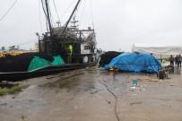 MUSTAFA TURAN - Balıkçılar 'Vira Bismillah' Dedi