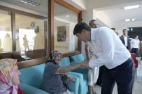 EL EMEĞİ GÖZ NURU - Başkan Türel Huzurevi Sakinlerini Unutmadı