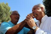 NİYAZİ NEFİ KARA - Baykal'dan 'Partinin Getirdiği Baklavayı Yemedi' Demesinler Diye İlginç Çözüm