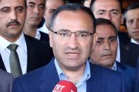 Bozdağ, 'Kuzey Irak'ta Referandumun Yapılması Doğru Değildir'