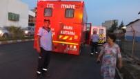 Burhaniye'de 6 Araç Birbirine Girdi Açıklaması 1 Yaralı