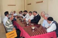 EMNİYET AMİRİ - Çelikhan'da Bayramlaşma Düzenlendi