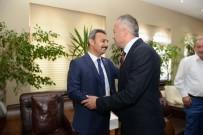 SALİM USLU - Çorum Belediye Başkanı Muzaffer Külcü;
