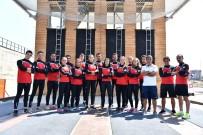 KADIN SPORCU - Dünya İtfaiyecileri İzmir'de Yarışacak