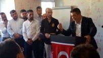 KOCA SEYİT - Edremit AK Parti'de Bayramlaşma