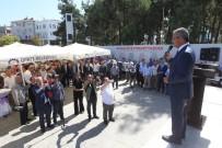 SADIK ALBAYRAK - Gebze Meydanda Bayramlaştı