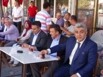 EMNİYET AMİRİ - Hisarcık'ta Bayramlaşma