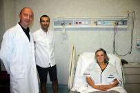 MURAT KILIÇ - Kilo Verip Karaciğer Nakli Olan Anne Oğlun Çifte Bayramı