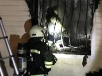 BABIL - Konya'da Anaokulunda Yangın