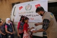 HAYIRSEVERLER - Kuşatma Bölgelerindeki Suriyelilere Kurban Eti
