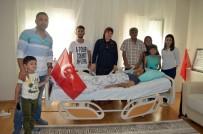 BAYRAM HAVASI - Mardinli 15 Temmuz Gazisi Algan'dan Helallik Çağrısı