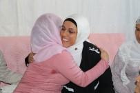 RAVZA KAVAKÇI KAN - Ravza Kavakçı Kan'dan Teröristlerin Katlettiği Fırat Sımpil'in Ailesine Ziyaret