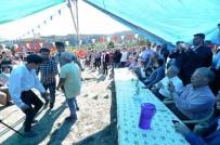 GÖKÇELER - Şahin, Akkışla Köyünde Bayramlaşma Törenine Katıldı