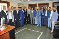 BÜLENT TURAN - Samsun TSO'da Coşkulu Bayramlaşma