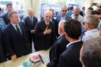 RİZE BELEDİYESİ - TBMM Başkanı Kahraman Ve Bakan Bak, Rize'de Bayramlaşma Törenine Katıldı