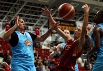 ABDULLAH GÜL - 2. Özgecan Kadınlar Basketbol Turnuvası Başladı
