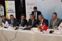 BASIN MENSUPLARI - 300 Milyon Avroluk Dev Yatırımın Yer Tahsisi Sözleşmesi İmzalandı