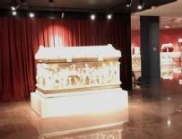 ANTALYA - 57 yıl sonra vatanına dönen Herakles'ten ilk fotoğraf