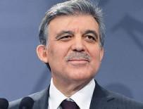ABDULLAH GÜL - Abdullah Gül'den sürpriz ziyaret