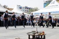 SEYFETTIN AZIZOĞLU - Ahilik Haftası Erzurum'da Coşkuyla Kutlandı