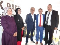 HALIL ELDEMIR - AK Parti Gölpazarı İlçe Başkanlığında Görev Değişimi