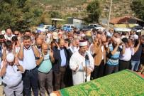 AK Parti İlçe Başkanın Baba Acısı