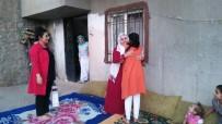 GAZİLER GÜNÜ - AK Parti Kadın Kolları Gazileri Ziyaret Etti