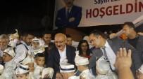 SÜNNET ŞÖLENİ - Akdeniz Belediyesi'nden Roman Çocuklarına Sünnet Şöleni