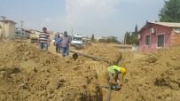 İÇME SUYU - Albayrak Mahallesi'ne Ek İçme Suyu Hattı