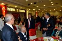 GARNİZON KOMUTANI - Antalya'da Gaziler Ve Şehit Yakınlarına Resepsiyon