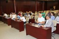 YÜRÜYEN MERDİVEN - Asansör Üreticilerine Yönetmelik Toplantısı