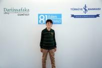 EĞİTİM HAYATI - Aydın'ın Gururu Batuhan Arslan Bacaksız, Darüşşafaka'da Eğitim Görecek