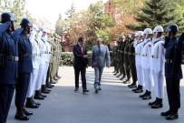 BAKANLIK - Bakan Canikli, Lübnan Savunma Bakanı Sarraf İle Bir Araya Geldi