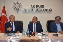 VATANDAŞLıK - Bakan Özhaseki'den Terör Örgütlerine Açıklaması 'Ayağa Kalkamayacaklar'