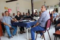 SU ÜRÜNLERİ - Balıkçı Gemisi Sahiplerine Bilgilendirme Toplantısı